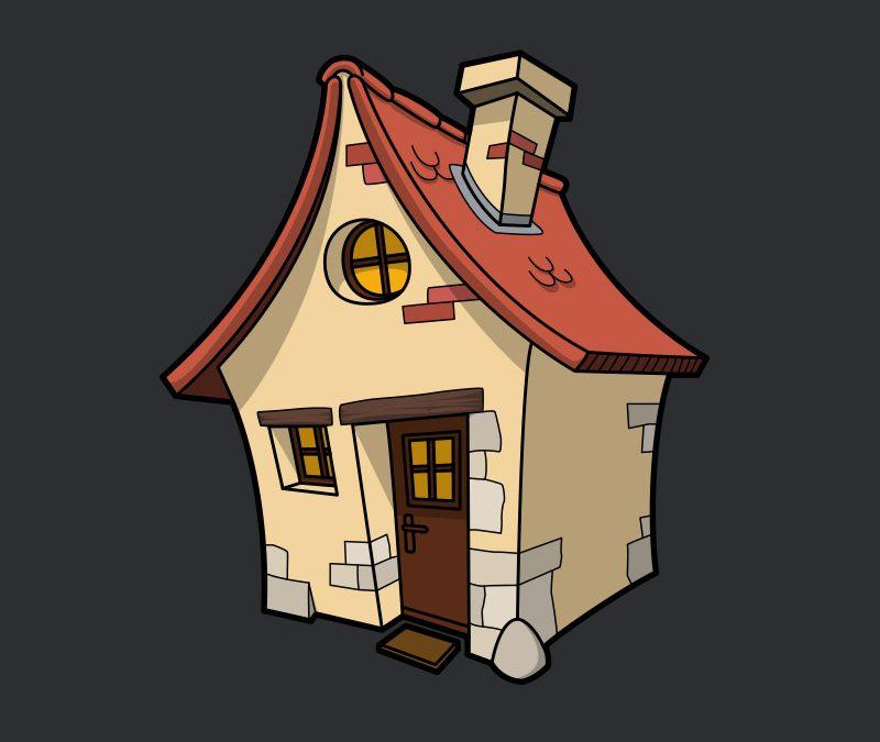 Illustration Petite maison