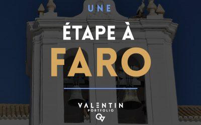 Une étape à Faro